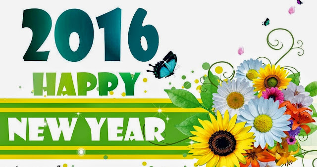 Happy New Year 2016 Whatsapp Facebook Twitter Status.