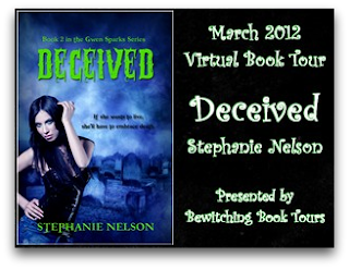 Deceived Virtual Book Tour: Book Excerpt & Giveaway