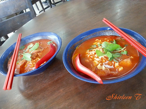 Fish Tomyam @ Sunshine Square Food Court, Penang