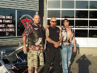 Calgary Hells Angels Members