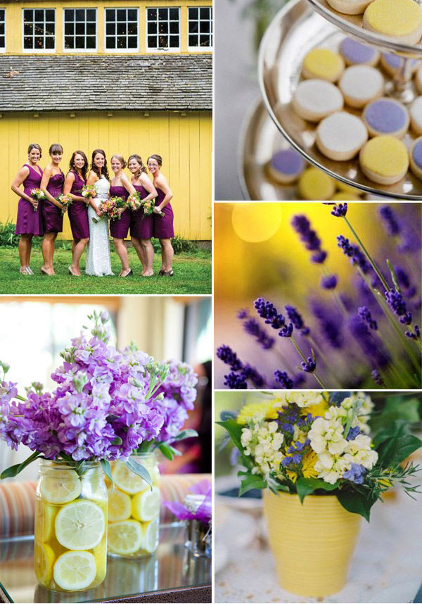 Top Five Wedding Colors For Spring 2016 - Simple Elegance