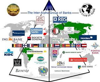 Cartel de Bancos Inter-Alpha, BES, Goldman Sachs, RBS, JP Morgan, SANTANDER, RBS, UBS