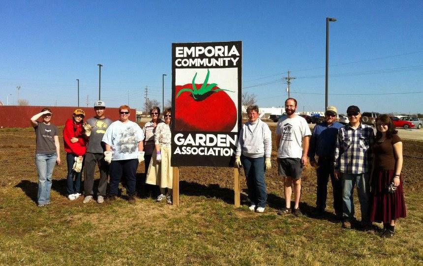 Emporia Community Garden