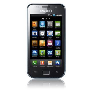 Samsung I910 Galaxy S II
