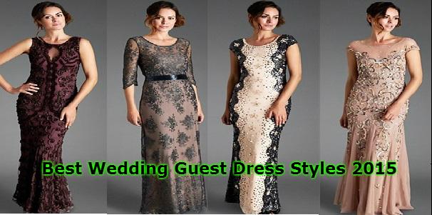 Best Wedding Guest Dress Styles 2015