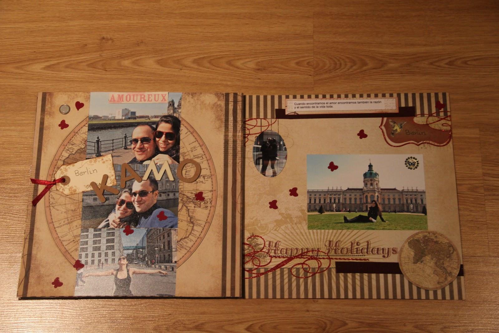 Album de fotos creativos de amor imagui - Album de fotos ...