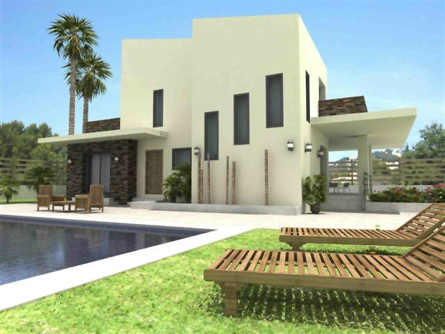 Blog not found for Spanish villa house