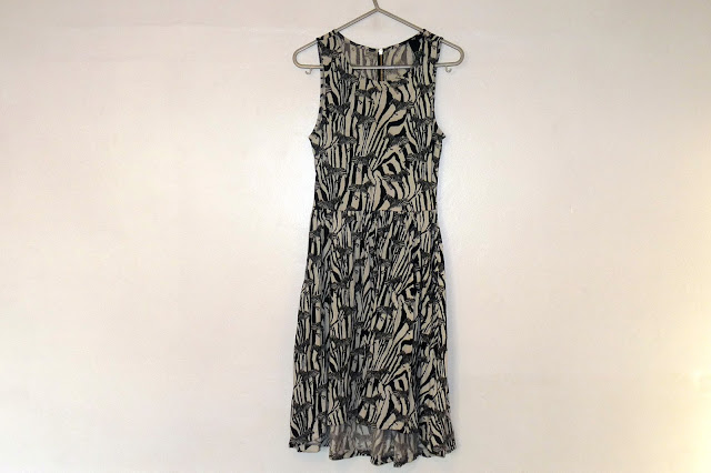 Animal Print H&M Dress