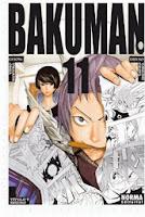 Bakuman 11,Tsugumi Ōba, Takeshi Obata,Norma Editorial  tienda de comics en México distrito federal, venta de comics en México df