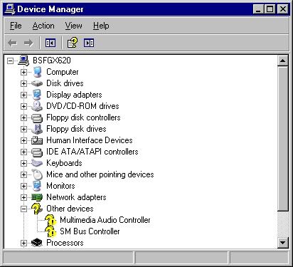 gx260 multimedia audio controller driver