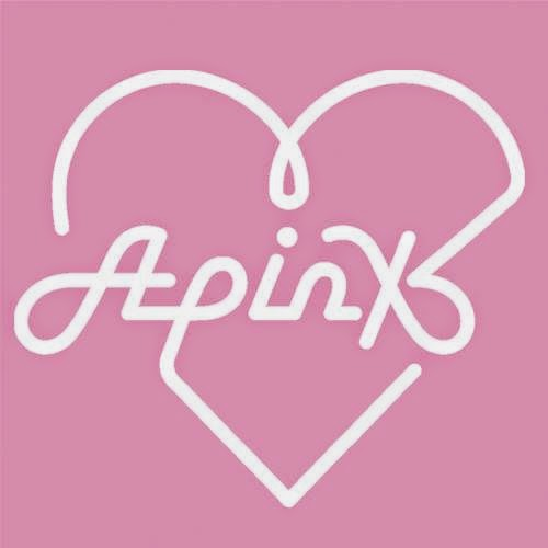 A Pink Unveil New Group Logo