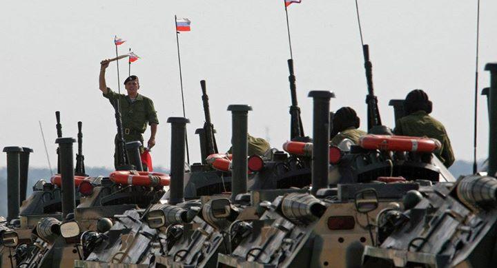 Disepakati, Militer Rusia Hadir Permanen di Suriah