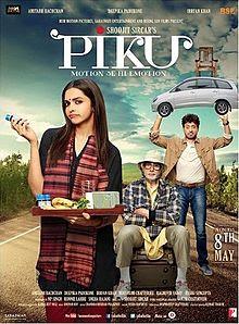 Piku (2015) Hindi Movie Bluray HD