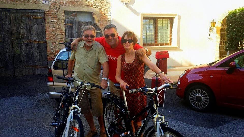 bike hire verona