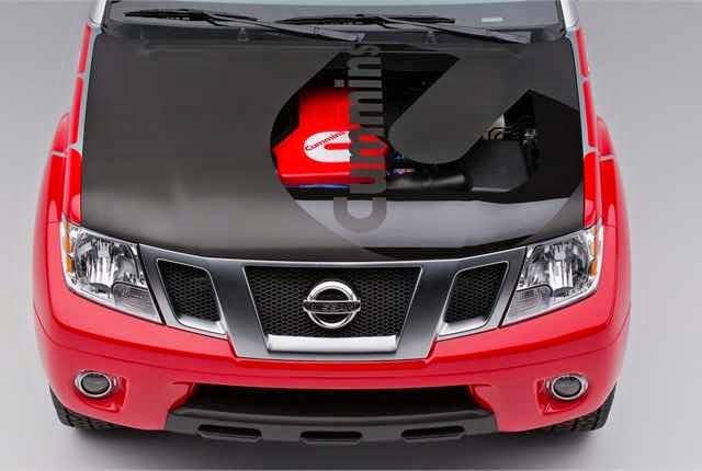2016 Nissan Titan Diesel Concept