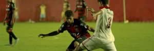 Vitória 2 x 1 Flamengo – Veja os gols da partida