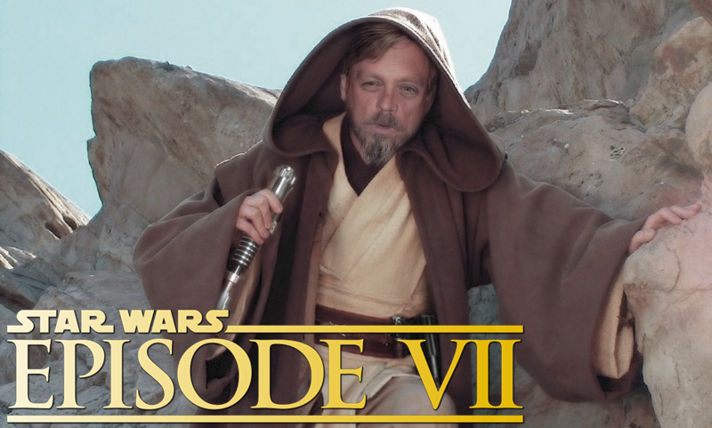 Rumor: Where is Luke Skywalker at the Start of Episode VII ...