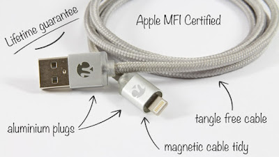 Coolest Smartphone Recharging Cables (15) 7