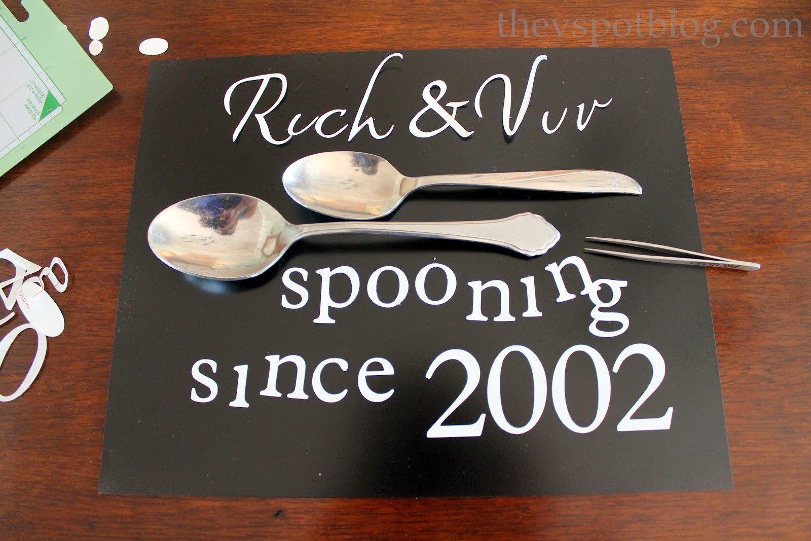 A DIY, personalized wedding or anniversary gift for less than $20 ...