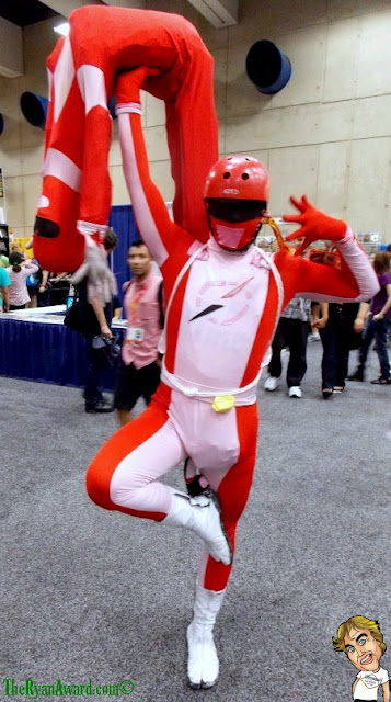 Awesome Dead Powerranger Halloween Costume