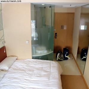 Habitación del Hotel Cosmo Mongkok