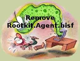entfernen Rootkit.Agent.bisf