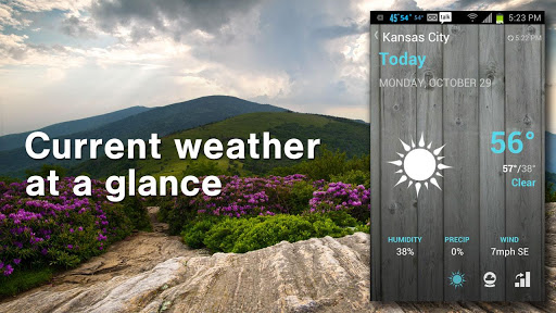 Weather Pro: Local Forecast, Radar v2.0 APK