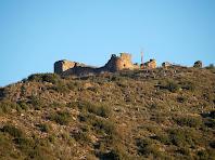 El Fortí del Serrat del Maurici des de la Granja del Santa Susanna