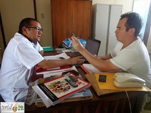 Entrevista com o Secretário Municipal de Educação de Campo Grande/RN