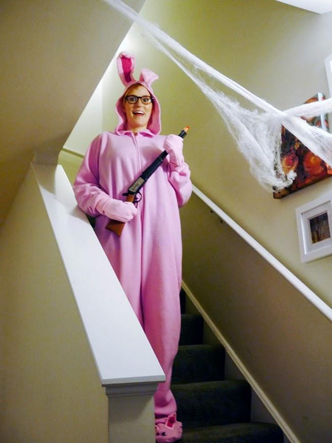 Ralphie Bunny Costume