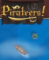 Pirateers walkthrough.