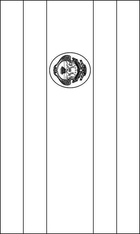 La bolsa de papel: Banderas para colorear