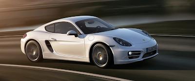 2014 Porsche Cayman white
