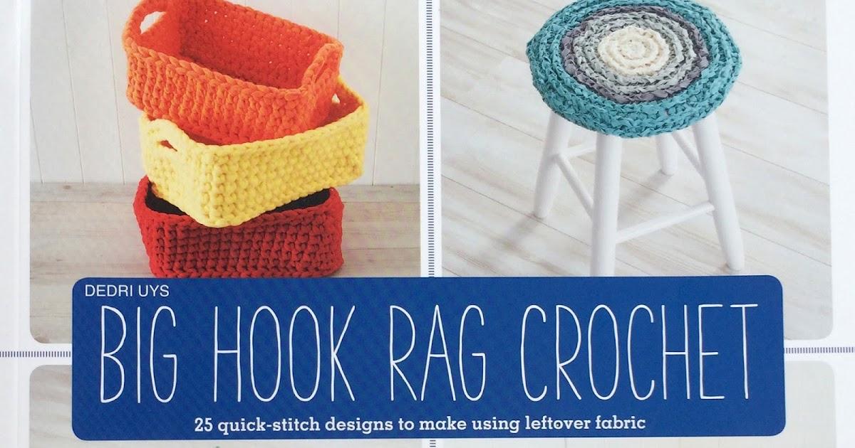 Crochet In Color Big Hook Rag Crochet Give Away
