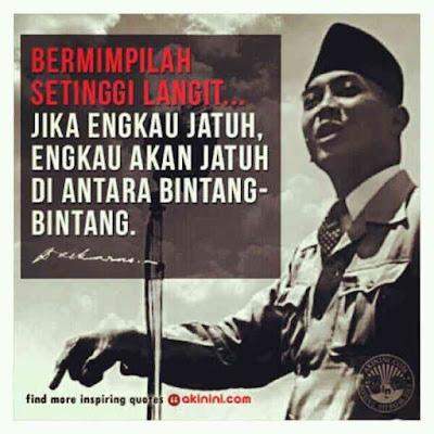 Kata mutiara Soekarno www.blogsoaljawaban.blogspot.com