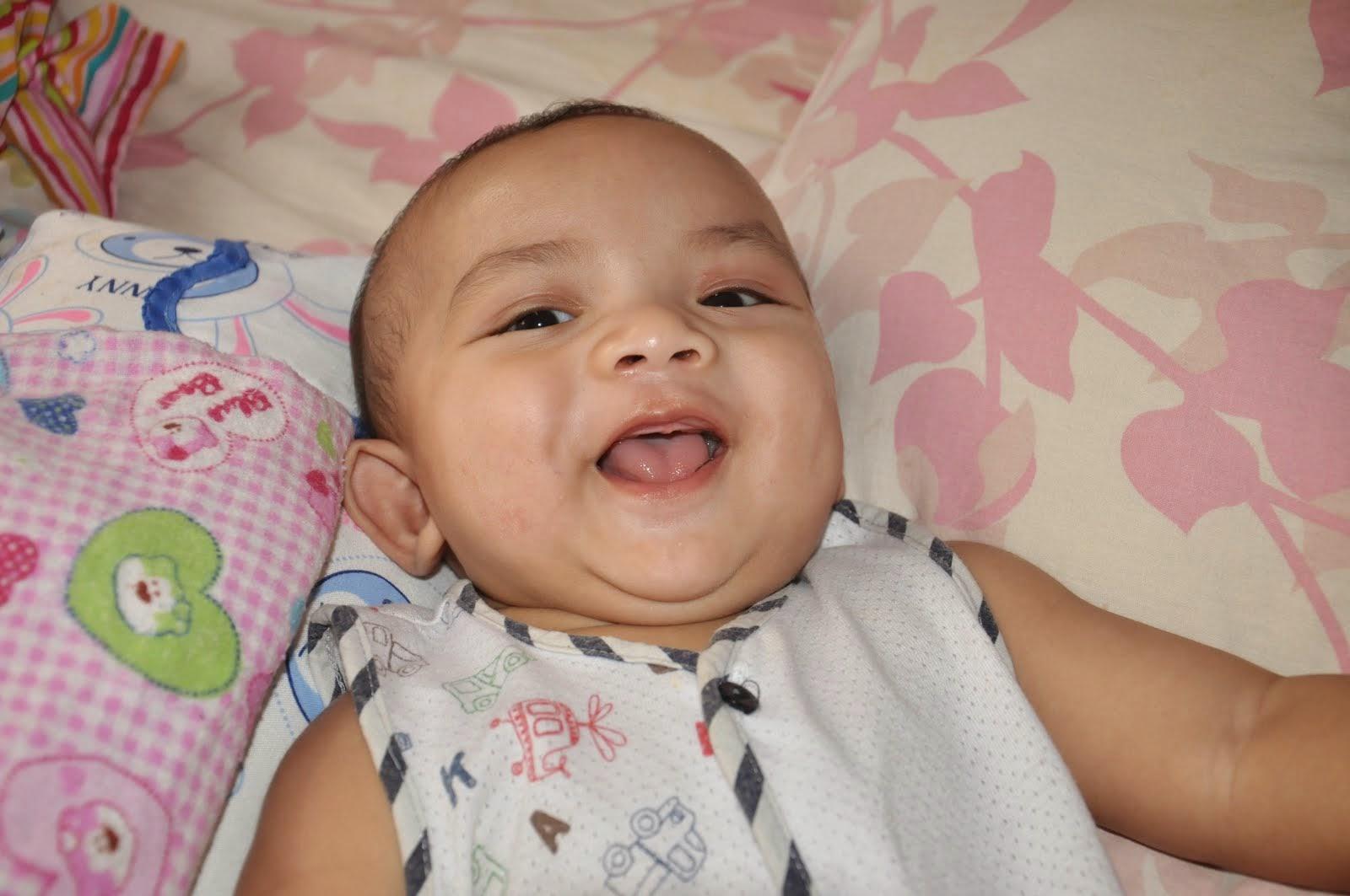 my lil Khasyaf...