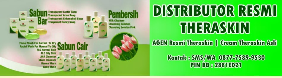 Distributor Resmi Theraskin | Distributor Theraskin L'essential | Jual Cream Theraskin