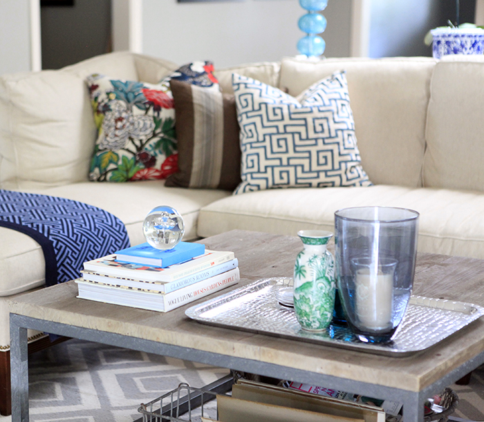 Coffee Table Tray Home Goods: Knight Moves: Coffee Table Look-Alikes