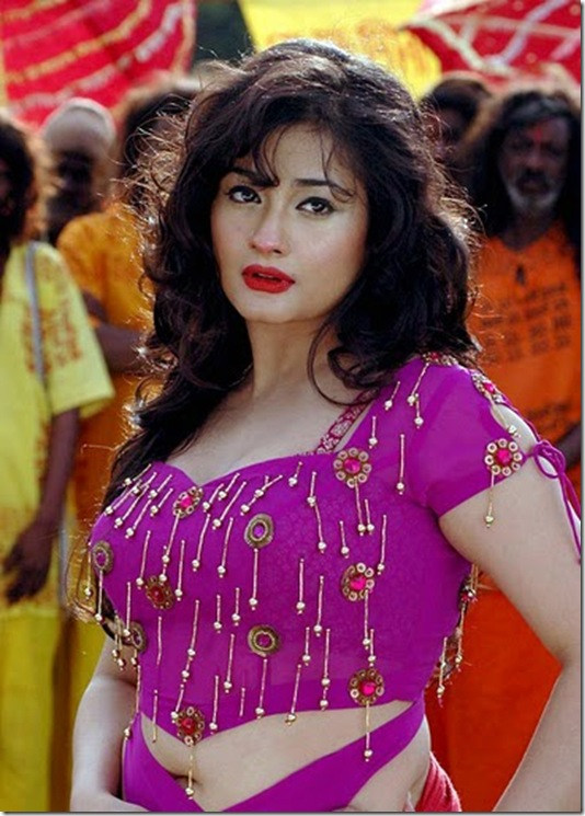 Kiran Rathod Hot  Stills in Vaada Movie