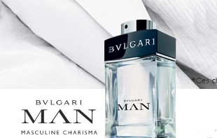 Amostra Gratis Perfume Bulgari Man Masculino Eau de Toilette