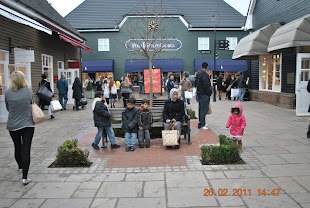 Bicester Village, Oxfordshire