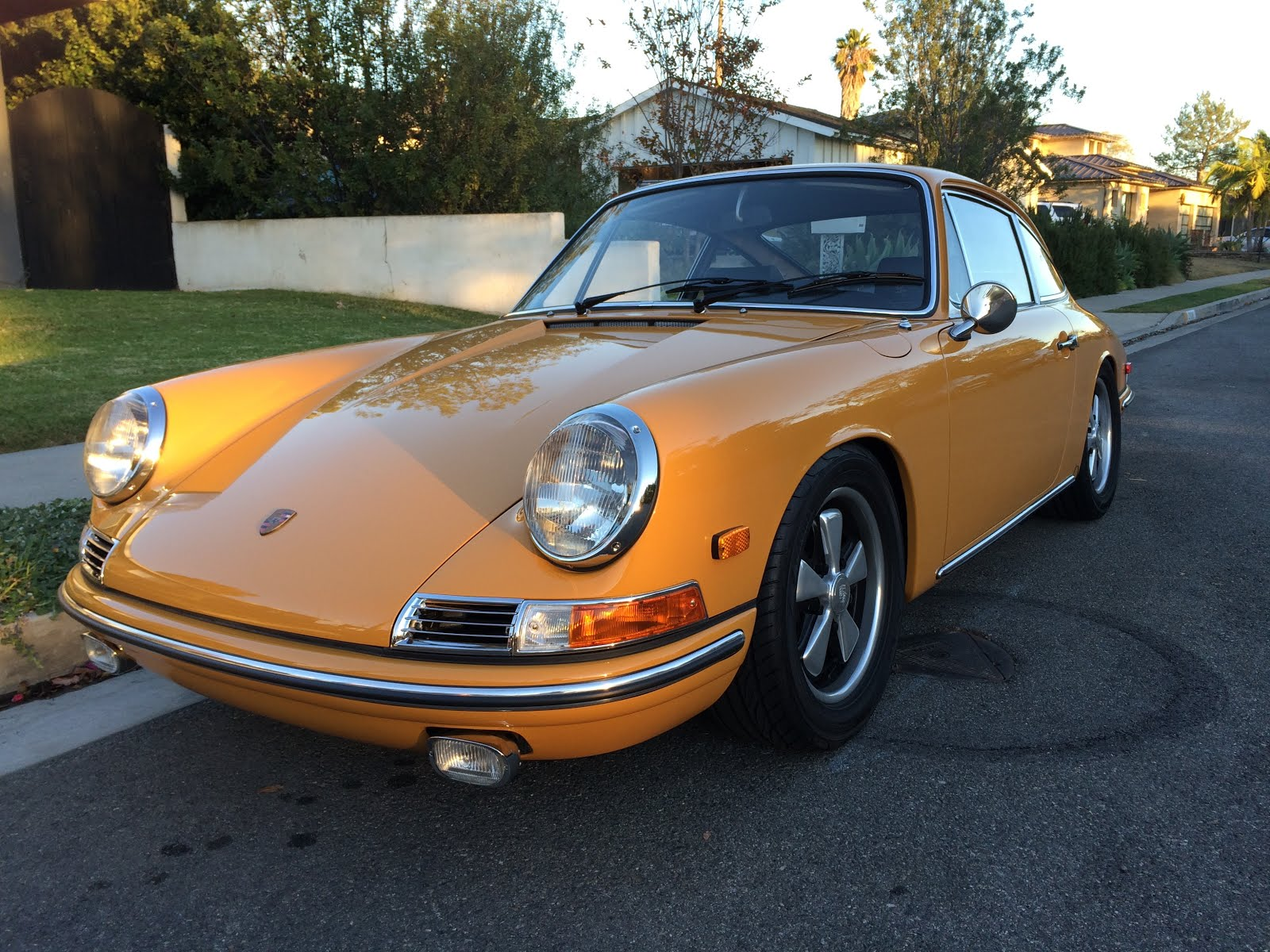 1968 Porsche 912 Coupe Interview 912clubfr