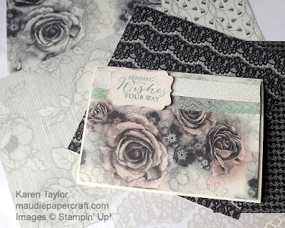 Stampin' Up! Timeless Elegance DSP