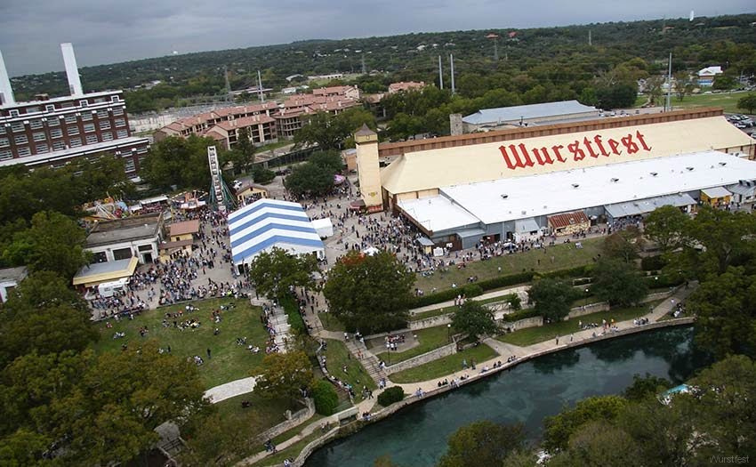 LIVE MUSIC Music Of New Braunfels Wurstfest 2015 Music Schedule