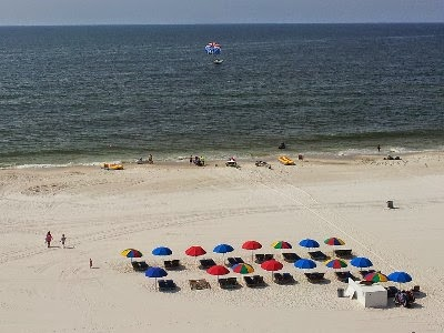 Gulf Shores beachfront vacation rental