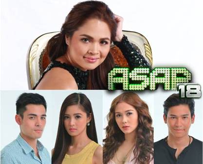 ASAP 18 Welcomes Judy Ann Santos, Bids Ina Kapatid Anak Goodbye (June 2)