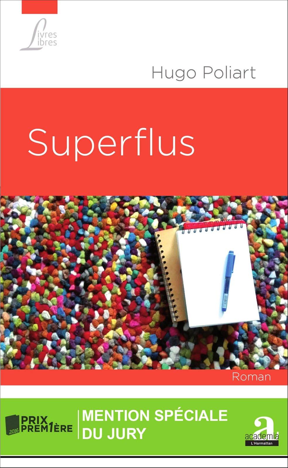 """Superflus"" (1er roman)"