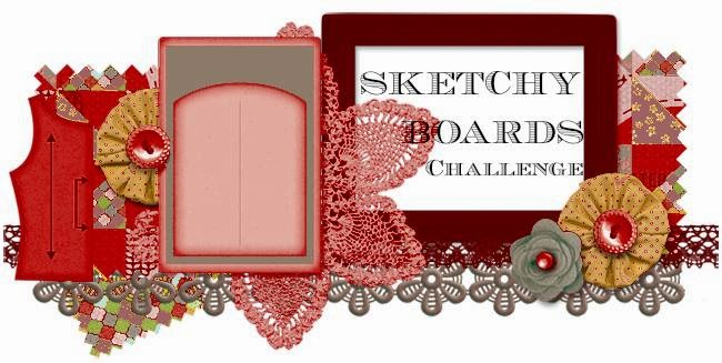 DT MEMBER FOR Sketchy Boards Challenge