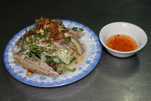 Gỏi vịt (Salad with duck meat)