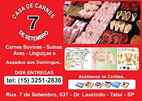 Casa de Carnes 7 de Setembro